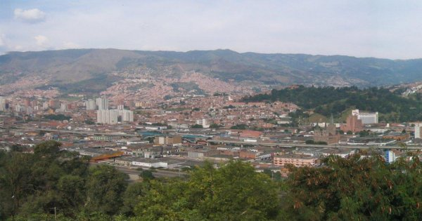 Medellin City Tour Shared Tour