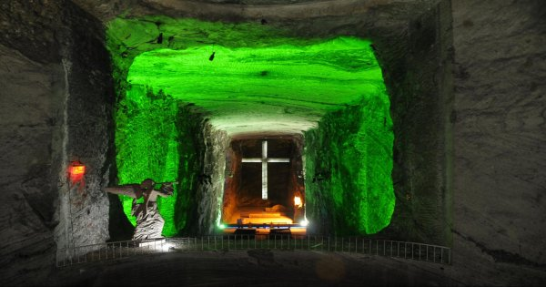 Private Salt Cathedral in Zipaquira Tour
