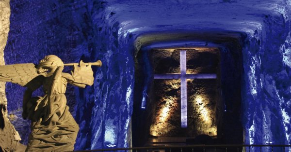 Salt Cathedral & Guatavita Tour