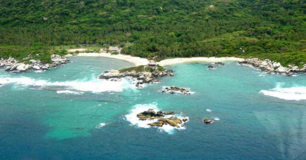Tayrona Park – Arrecifes Shared Tour