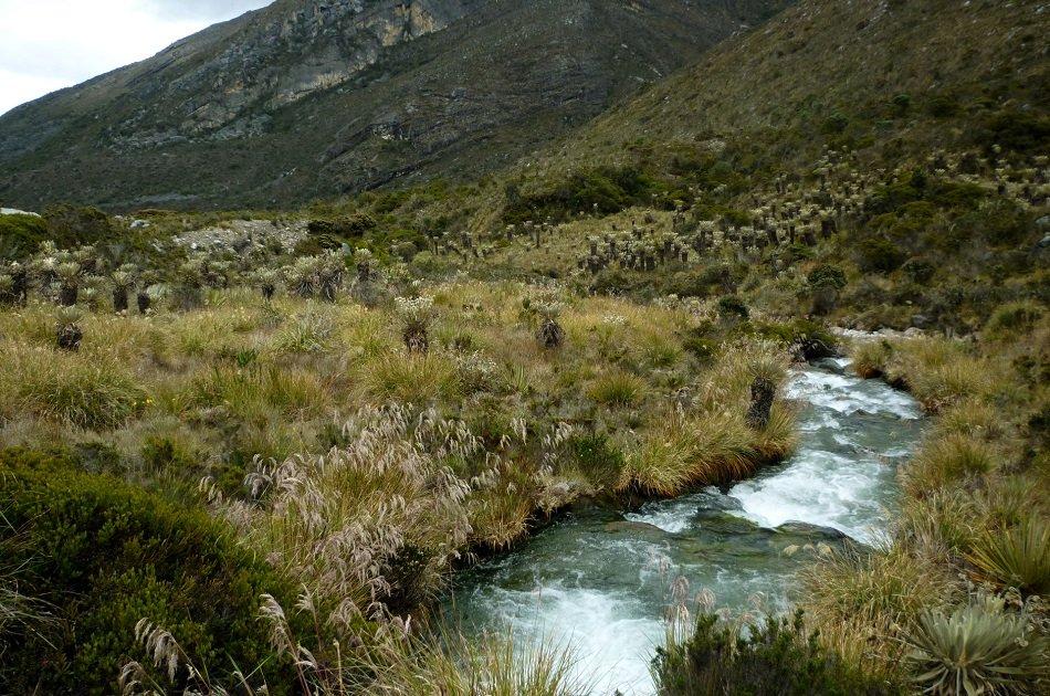 Trekking the El Cocuy Mountain Range