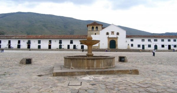 Villa De Leyva Independence Route Shared Tour