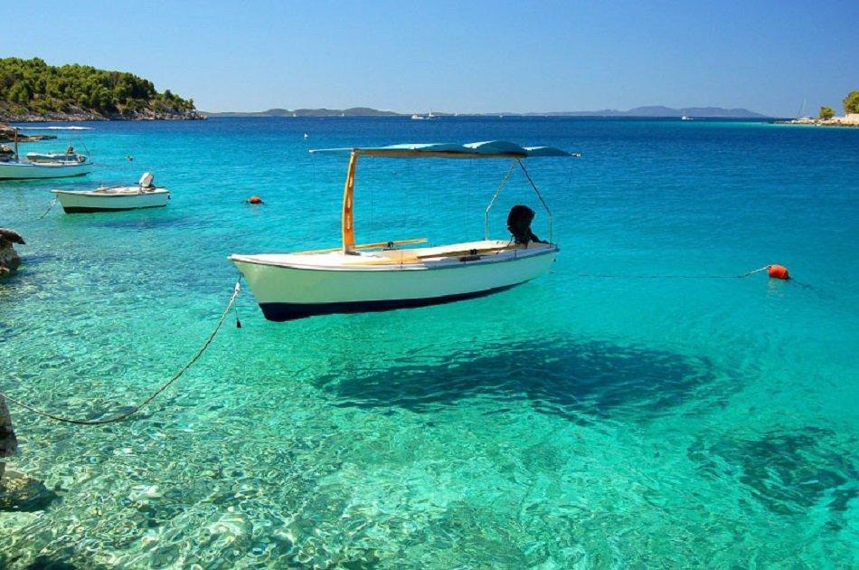 2 Day Private Sailing Tour to Hvar & Brač from split
