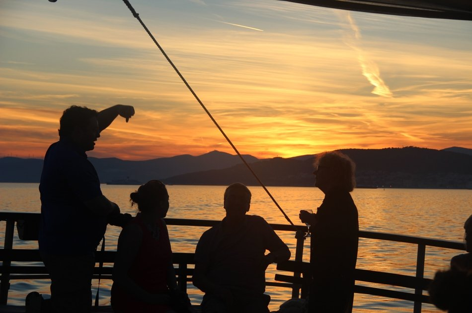 2 Hour Sunset Cruise in Split