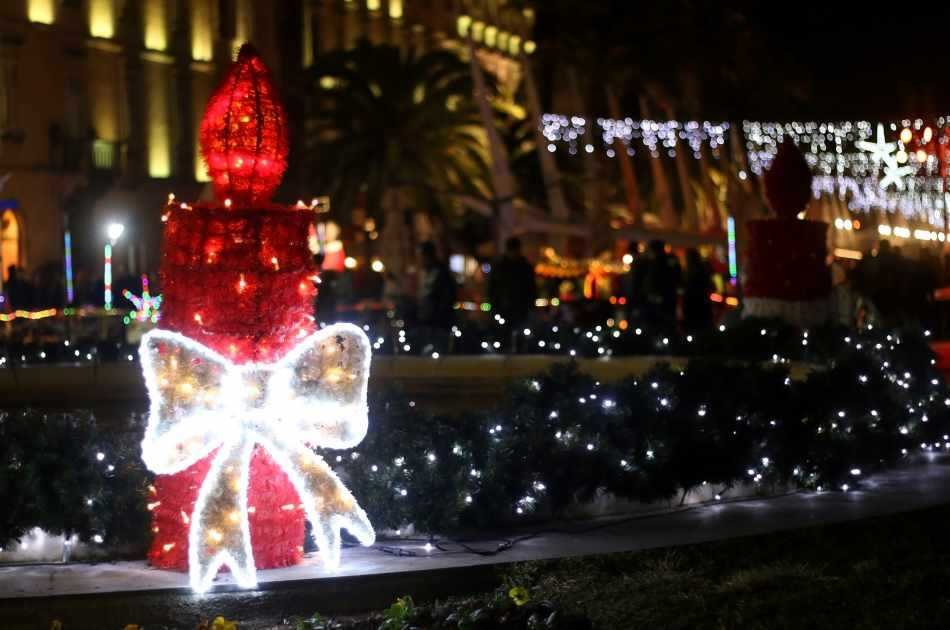 5 Day Dubrovnik & Split Christmas Market Private Guided Tour
