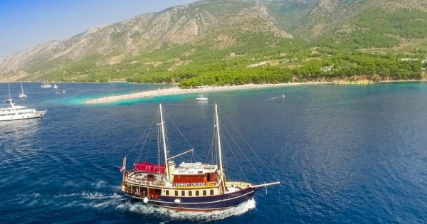 All inclusive Day Trip to Island Brač - Golden Horn Beach