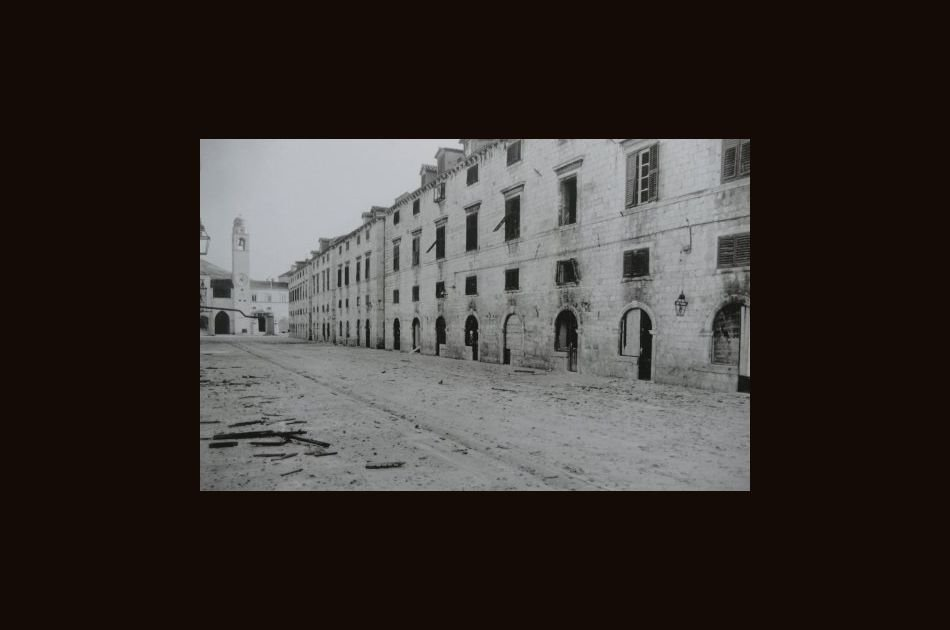 Croatian War of Independence - Dubrovniks Story Tour