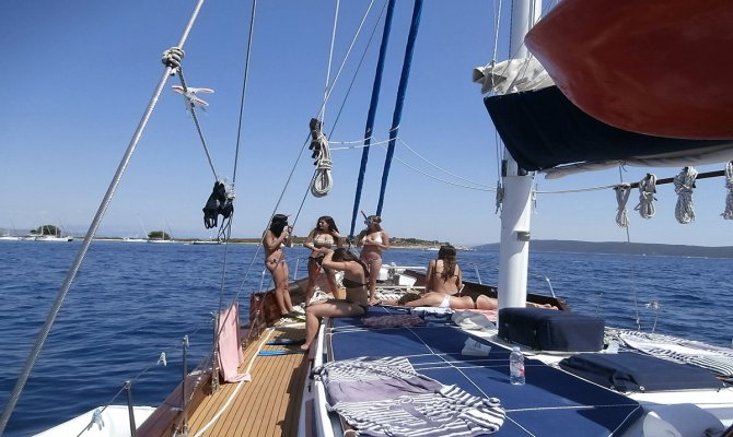 GULET HERA | The Best Choice for Your Cruise in Croatia