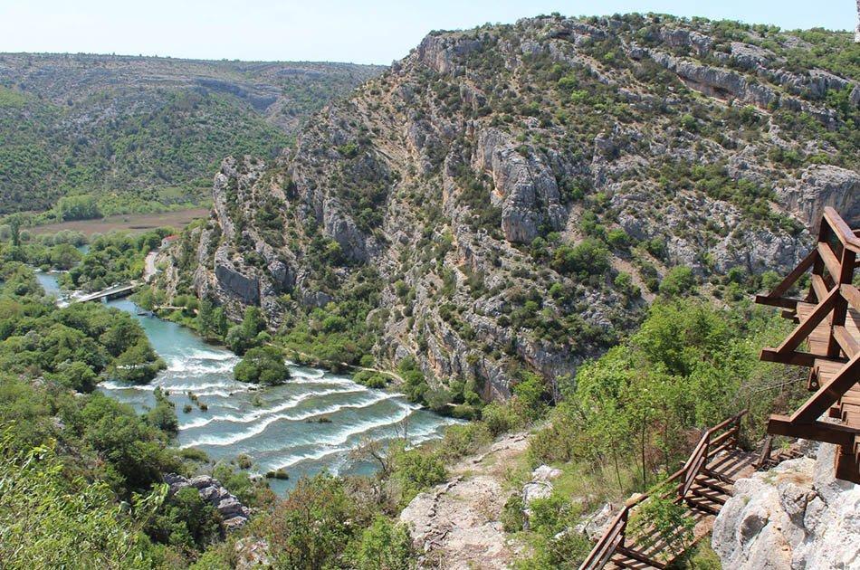 Krka Waterfalls Economy Tour