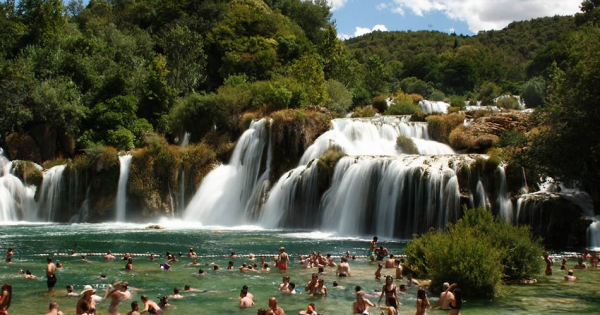 Krka Waterfalls Economy Tour