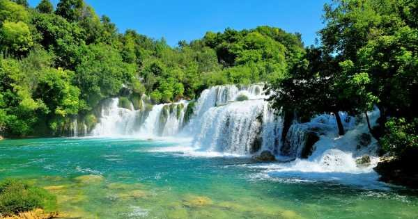 Krka Waterfalls Private Tour from Split