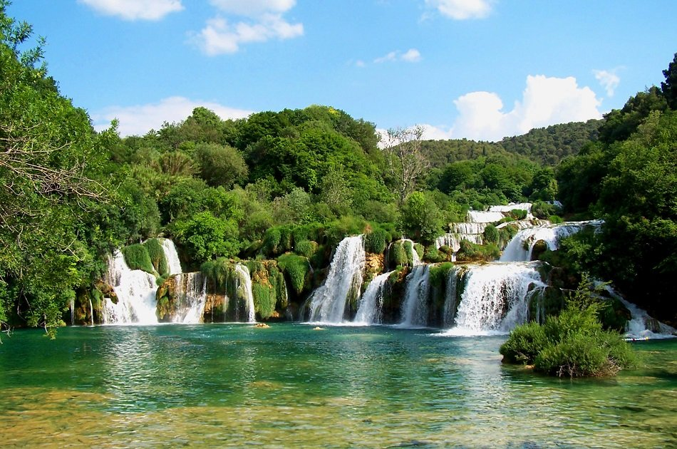 Krka Waterfalls Private Tour from Split