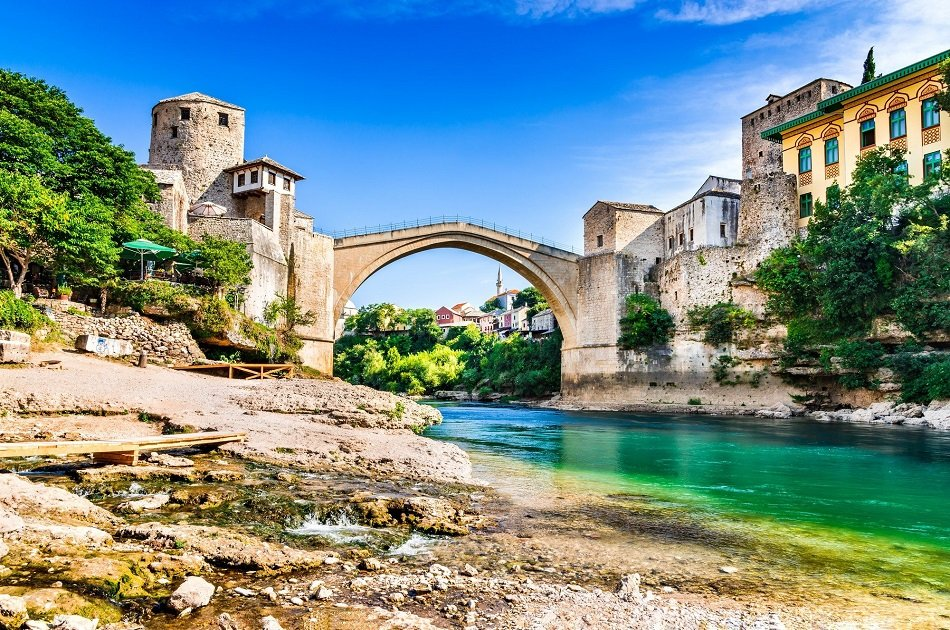Mostar and Međugorje Group Tour from Split