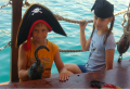 Rent-a-Pirate Ship in Split for a Private Group