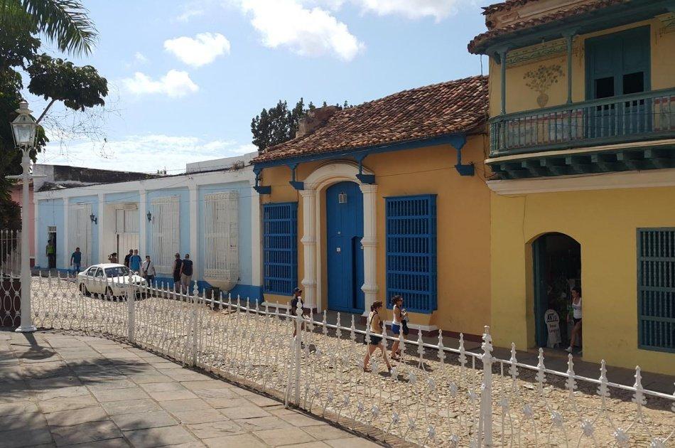 Trinidad - Cienfuegos Full Day Tour