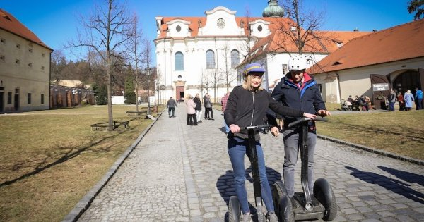 1.5-Hour Segway Tour With Free Taxi Transport
