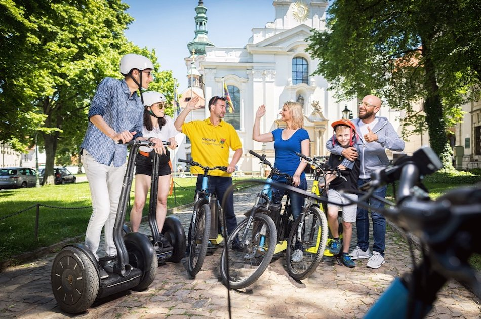 3-Hour Segway Tour With Free Taxi Transport