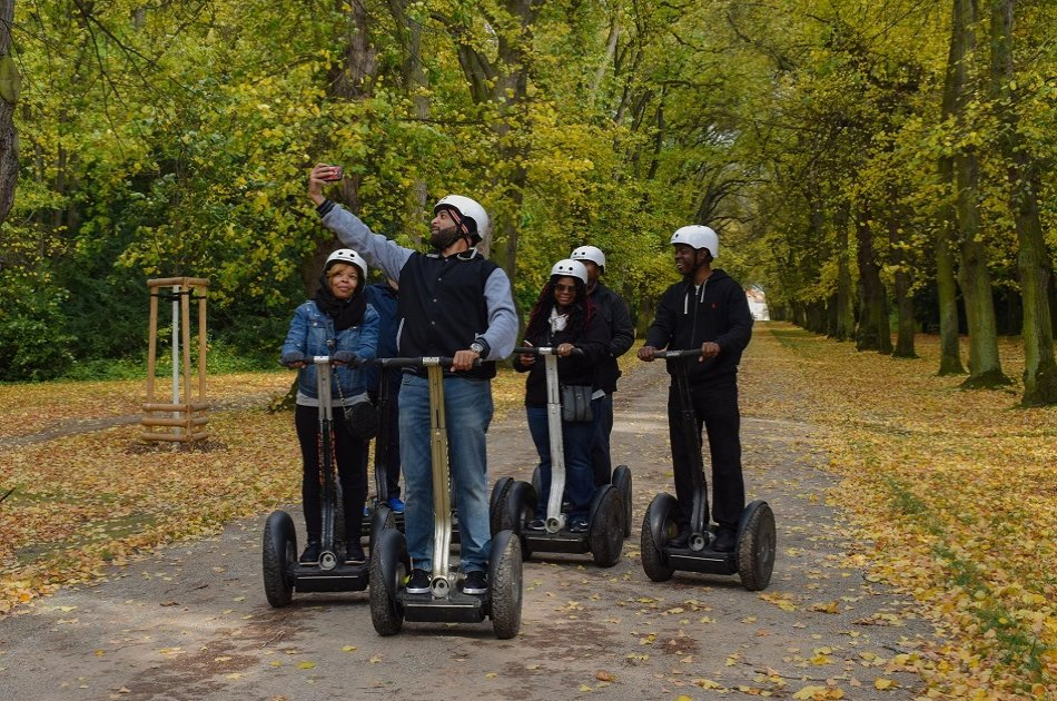 90 Minutes Private Segway Guided Tour in Prague