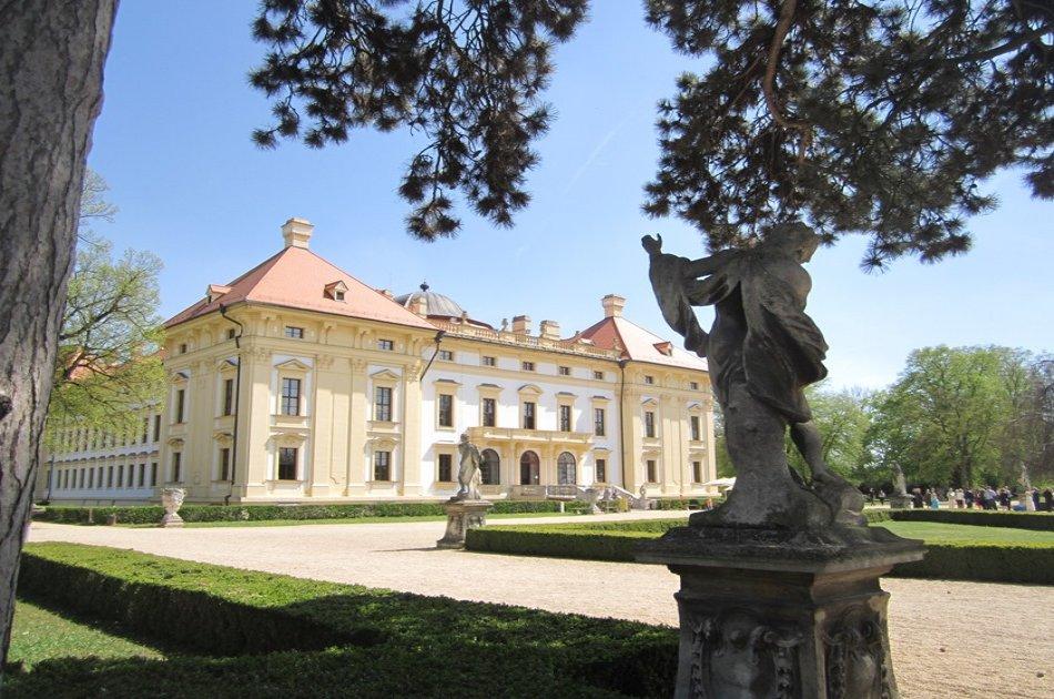 Austerlitz (Slavkov ) Battlefield, Walk in Napoleon's Footsteps from Brno