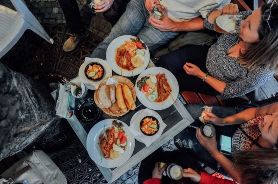 Prague Beer and Czech Tapas Private Tour