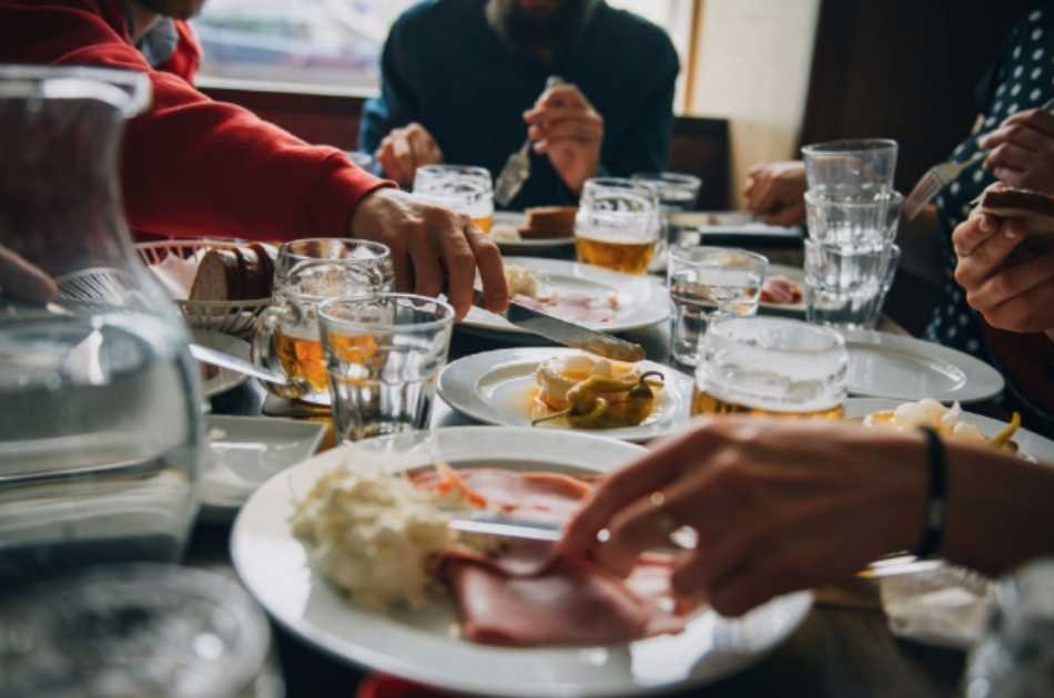 Prague Food By Foot Tour