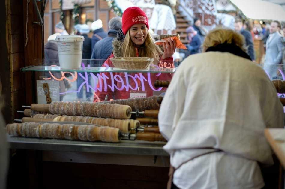 Prague's Merry Markets Christmas Tour