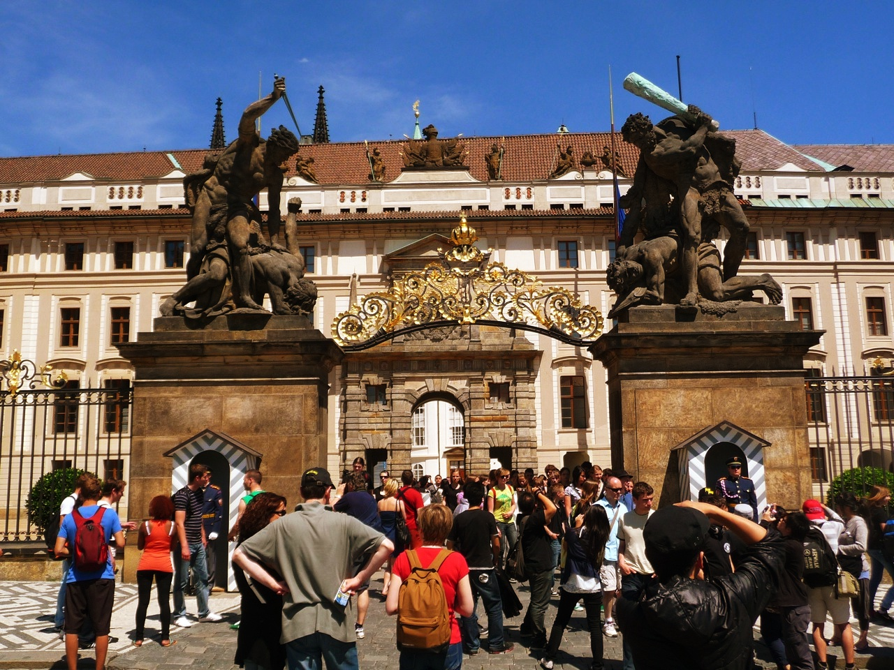 Mystic Private Prague Castle Tour With Interiors