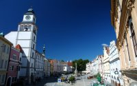 Unique Beauty of South Bohemia Towns