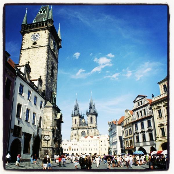 Three Hour Segway Private Prague Tour