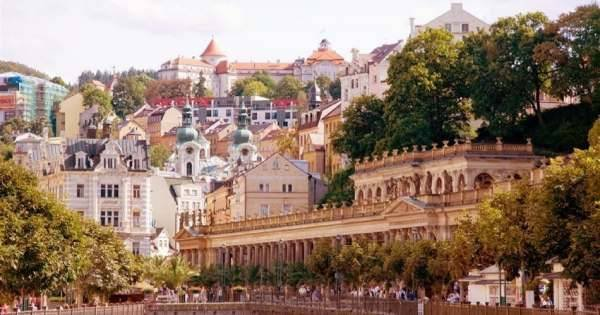 Private Day Trip from Prague to Karlovy Vary