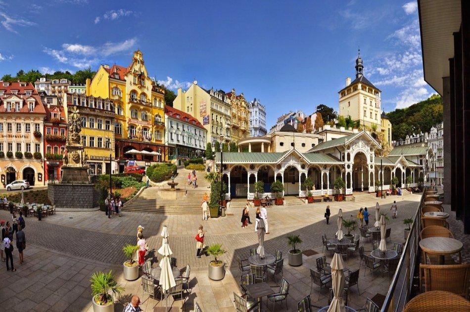 Private Day Trip from Prague to Karlovy Vary