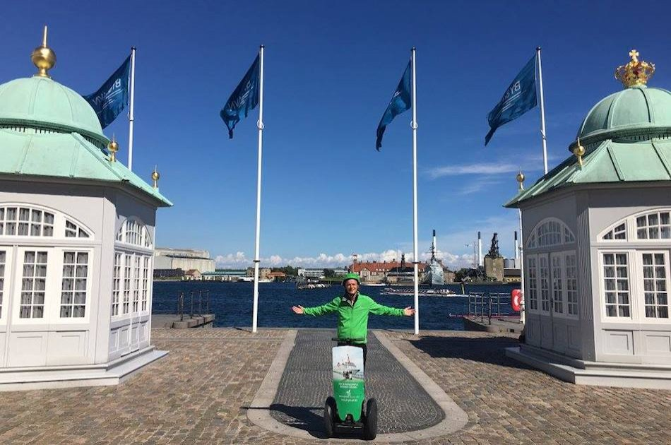 1 Hour Copenhagen Segway City Center Cruise