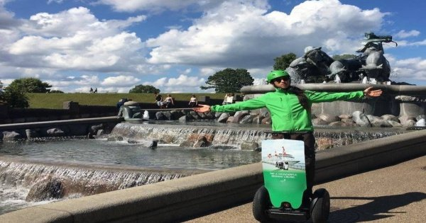 1 Hour Private Copenhagen Segway VIP Tour