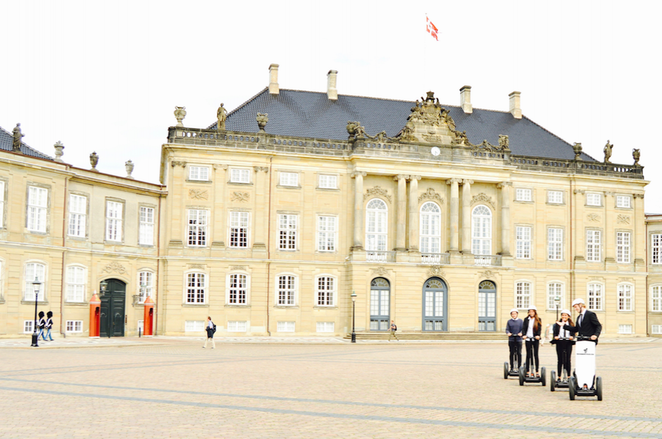1 Hour Private Copenhagen Segway VIP Tour