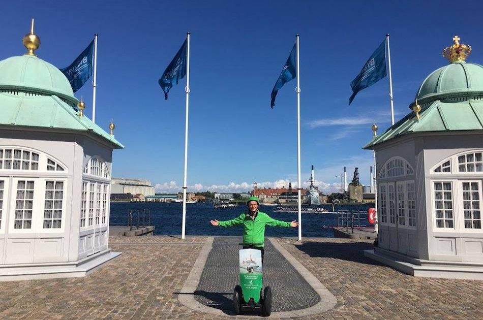 2 Hour Copenhagen Segway Tour