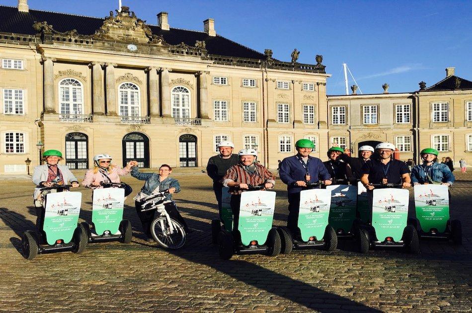 2 Hour Private VIP Segway Tour Copenhagen
