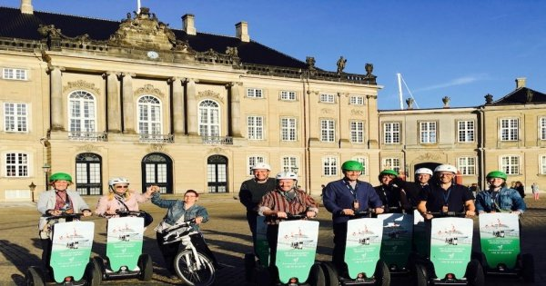 2 Hour Private VIP Segway Tour Copenhagen