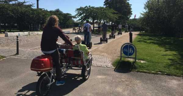 Copenhagen Private Rickshaw Tour