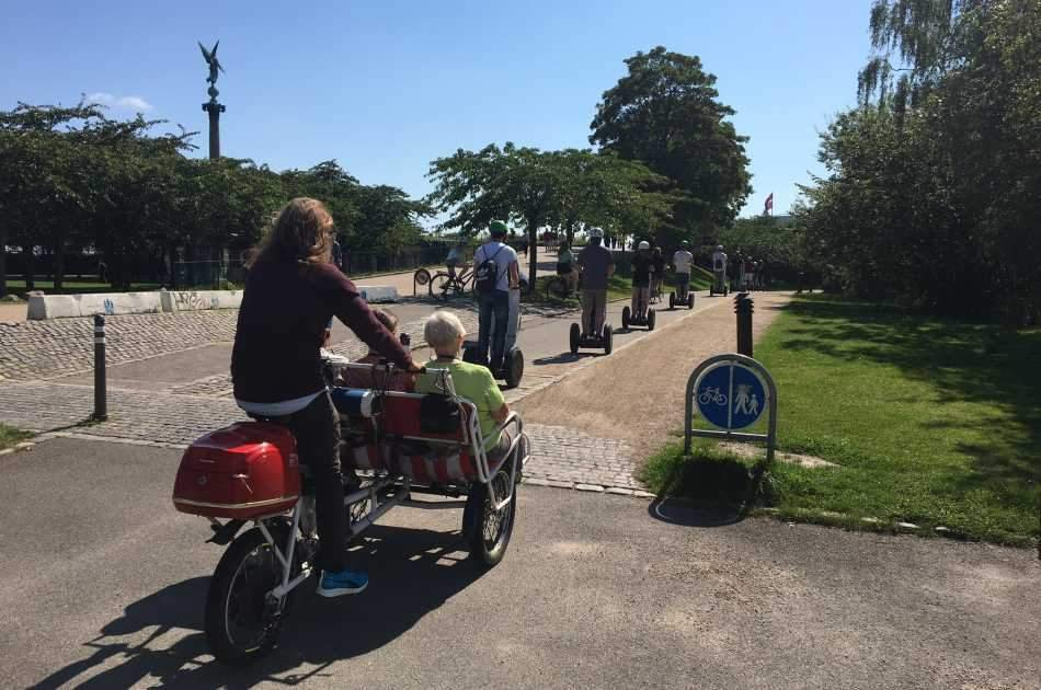 Copenhagen Private Rickshaw Tour