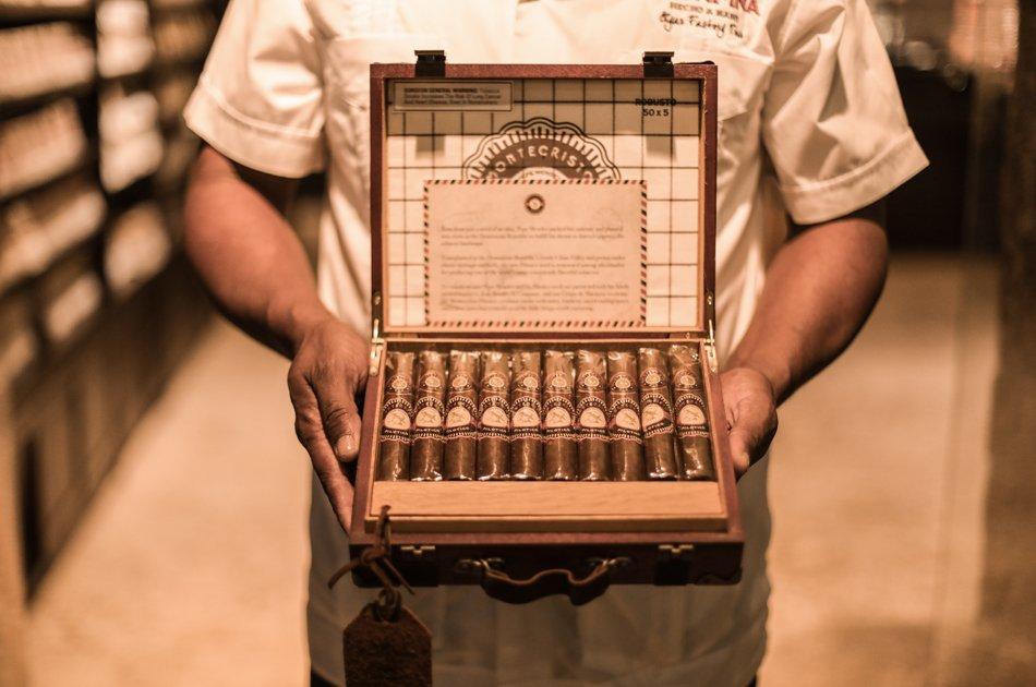 Cigar Aficionado Experience & Altos De Chavon