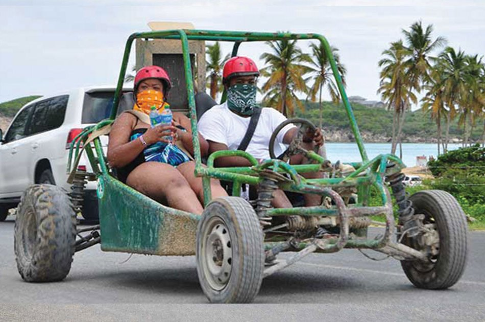 Fun 4 Hours with Punta Cana Adventure Booguies