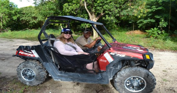 Polaris Eco Trail from La Romana