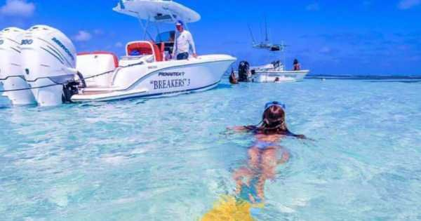 Private Soana or Catalina Island VIP Tour From Bayahibe