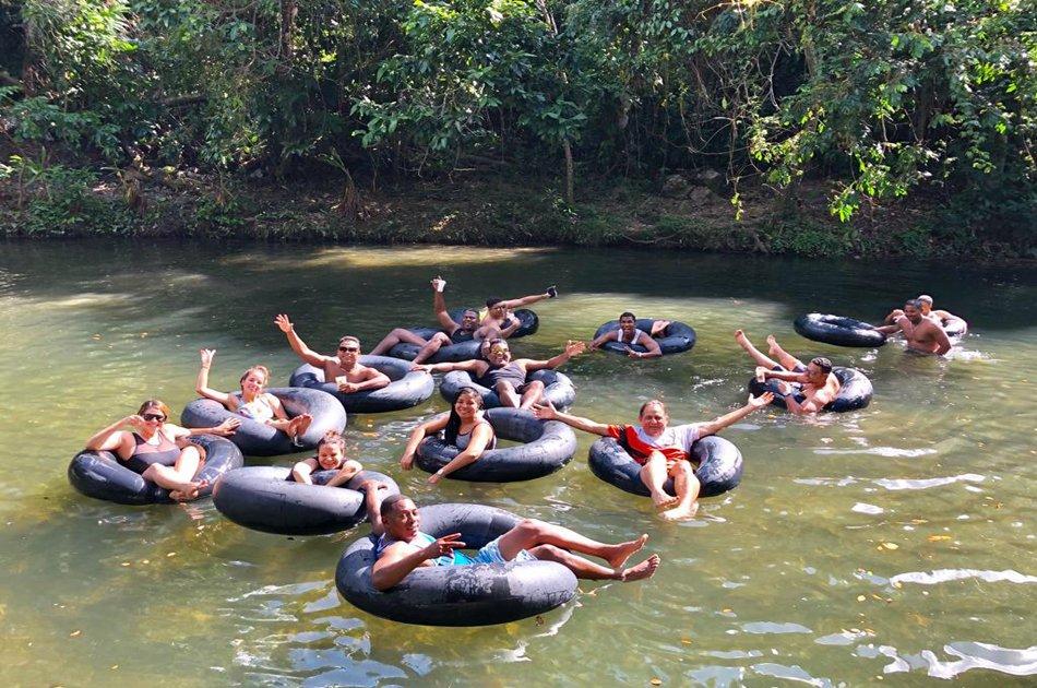 Round Mountain & Natural River Swim at Anamuya