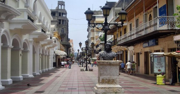 Santo Domingo Shopping Tour (Half Day)
