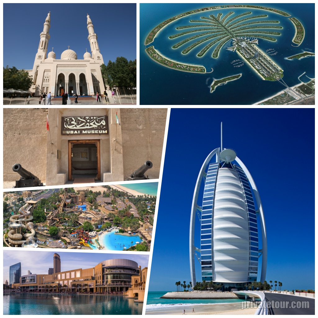 Private Guided Sightseeing Tours of Dubai