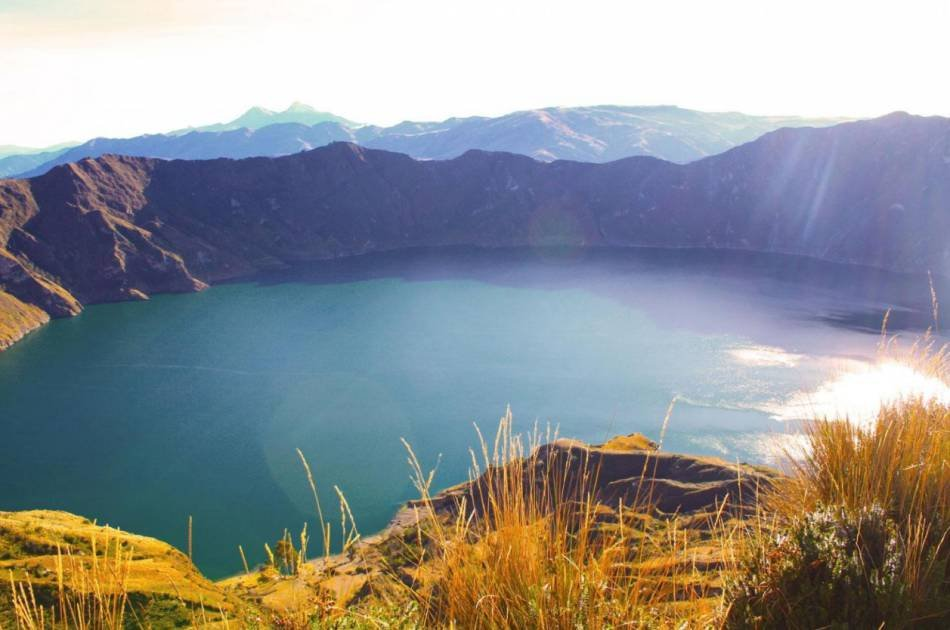 Cotopaxi & Quilotoa Full Day Tour