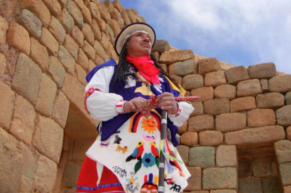 Excursion to the Ingapirca Inca Ruins and Train