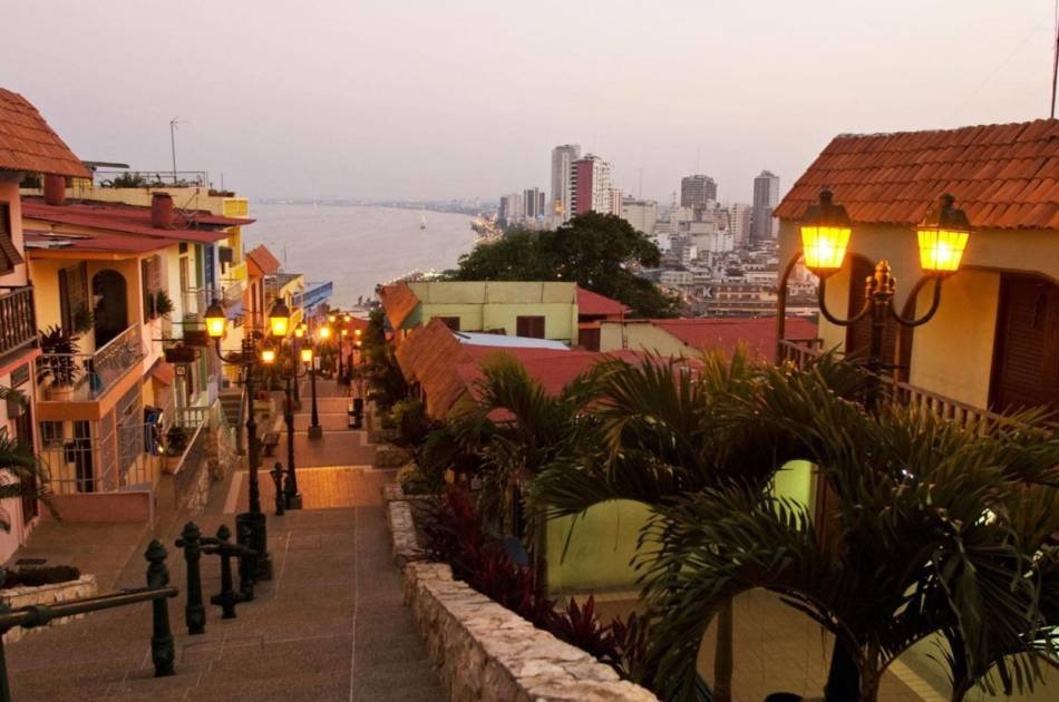 Guayaquil Airport Transfer - Airport to Hotel