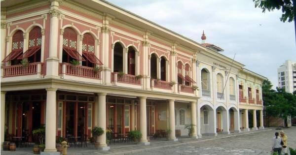 Guayaquil Historical Park